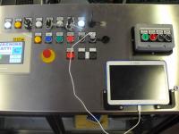 Pannello centralizzato per la gestione delle stazioni autoadesive