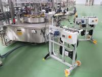 Gruppi di alimentazione etichette motorizzati a doppia bobina
